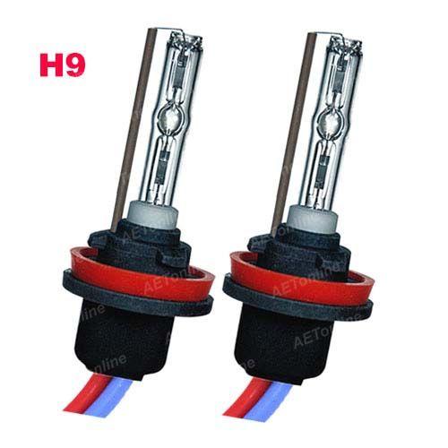 H9 Hid Xenon Bulbs For Headlight 35w